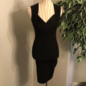 Guess by Marciano Black Bandage Dress